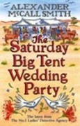 The Saturday Big Tent Wedding