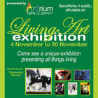 Living Art Exhibition