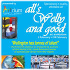All's Welly and Good Art Exhibition at Artrium Gallery