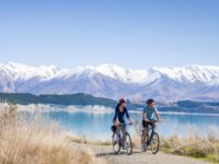 Best bike tour in New Zealand
