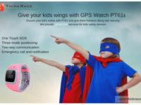 GPS smart watch PT61 –advanced technology meets safety!