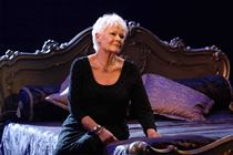 Judi Dench, National Theatre
