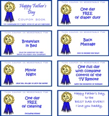 Fathers Day gift ideas for children
