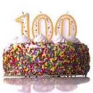 10543 centenarian cake