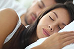 The importance of sleep - comfortable, healthy <br> and soothing sleep <br> is essential
