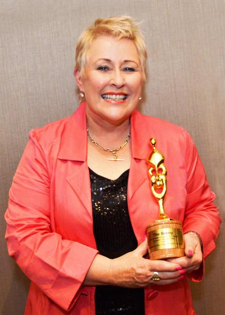 2016 Suzanne Prentice OBE Benny Award 02016