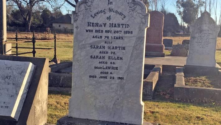 3 martin grave 3