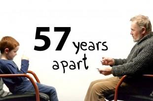 57 Years Apart