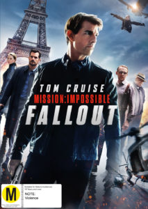 9317731146350 Mission Impossible 6 Fall Out DVD