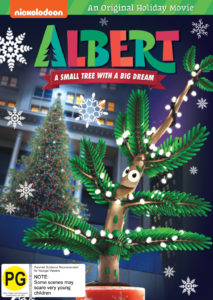 9317731148217 Albert A Small Tree With A Big Dream DVD