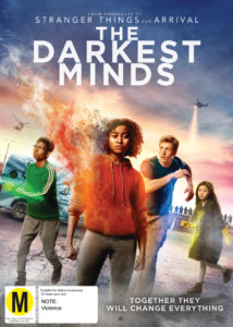 9321337184227 Darkest Minds DVD