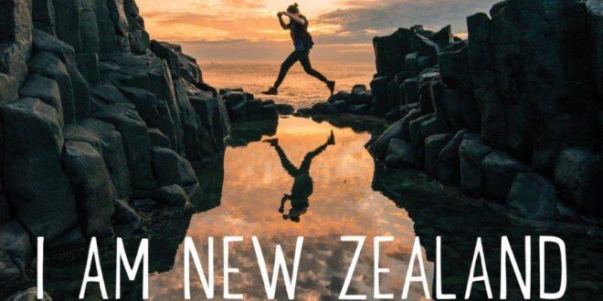 I am New Zealand