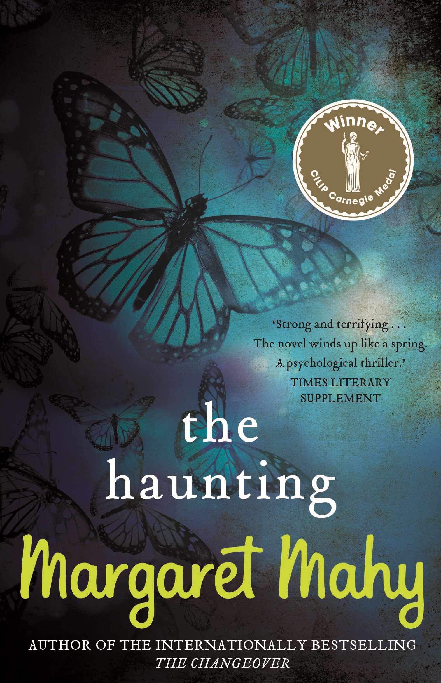 Image result for margaret mahy the haunting