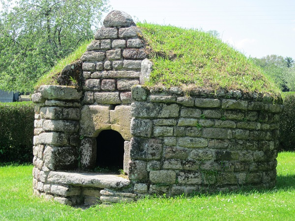 A traditional village oven.