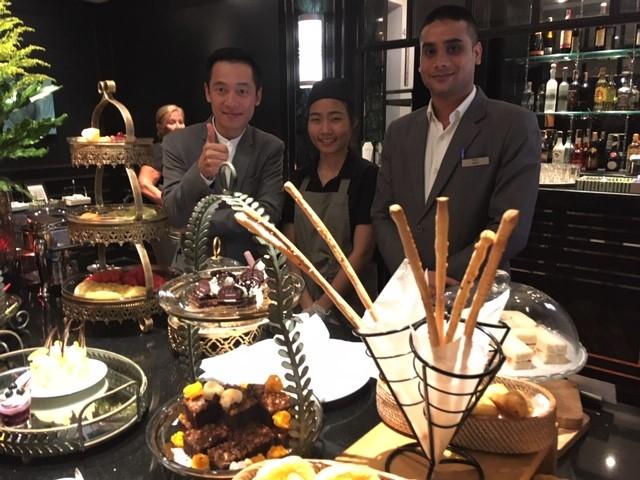 Akara Hotel Afternoon Tea