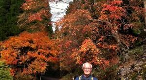 Autumn Colours on the Kiso Trail