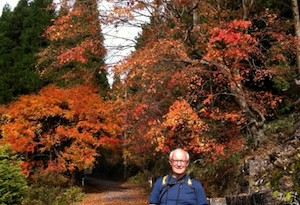 Autumn Colours on the Kiso Trail