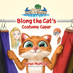 Blong the Cat Front Cover