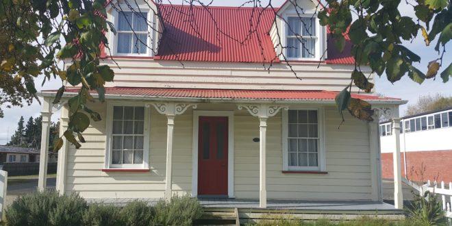 Captain Cook cottage