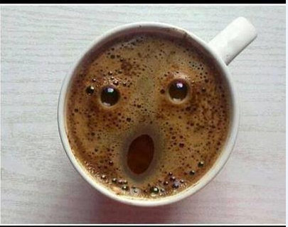 Capture coffeeface
