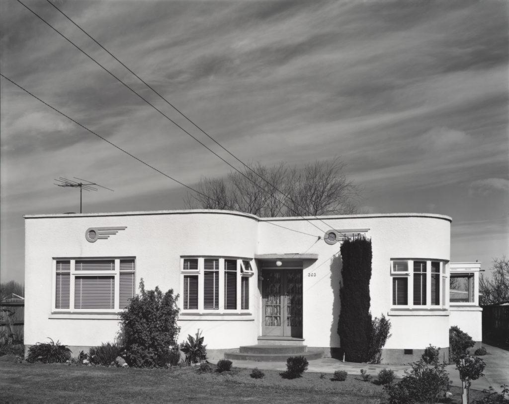 Domestic architecture, Christchurch, 1976