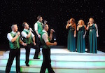Go on a breathtaking musical journey with Dublin's Irish Tenors and The Celtic Ladies