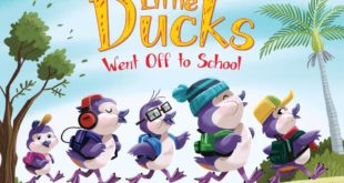 Five Little Ducks Cover