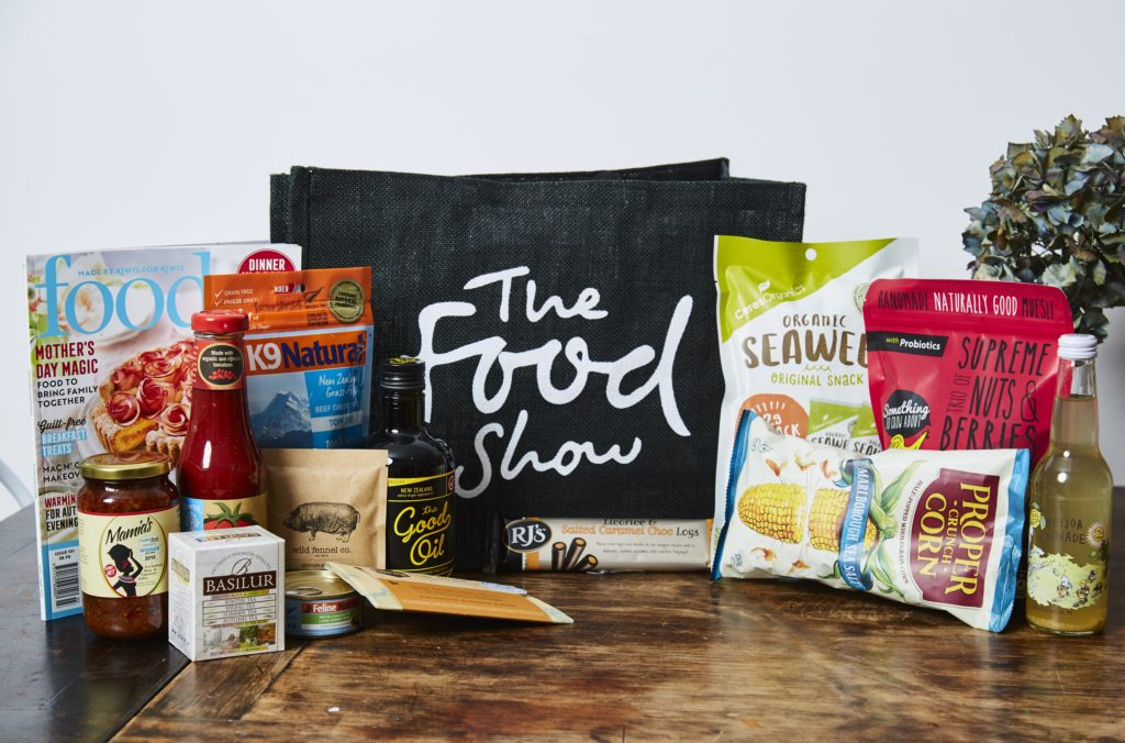 Food Show Wellington hamper