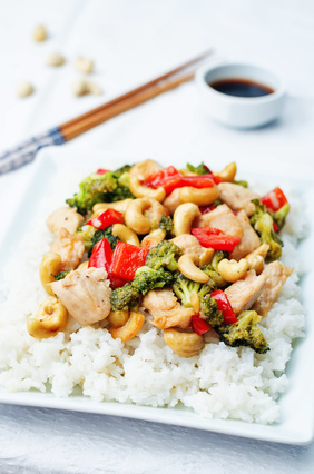 Healthy Cashew Chicken Stir Fry Grownups New Zealand