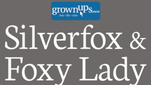 Silverfox & Foxy Lady competition - Enter Now!