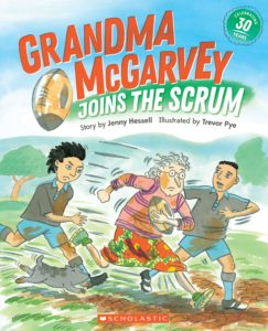 Grandma Joins the Scrum