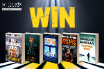 Enter to win a set of the hottest new crime books. If you dare to proceed...