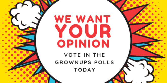 GrownUps polls