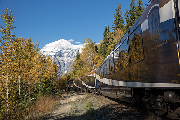 Discover the Canadian Rockies on a 'Journey Through the Clouds'