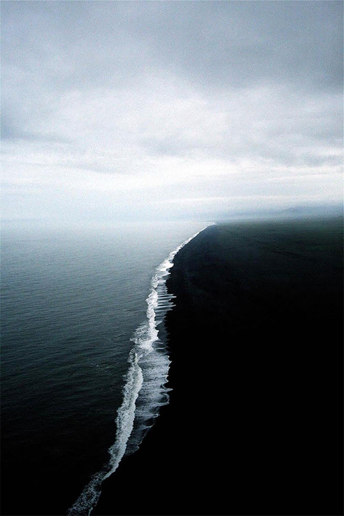 Gulf Alaska oceans meet but do not mix