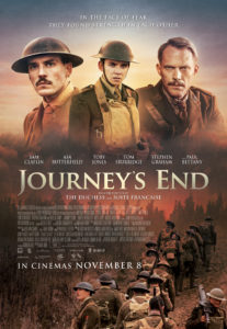 IFD Journeys End One Sheet Poster NZ