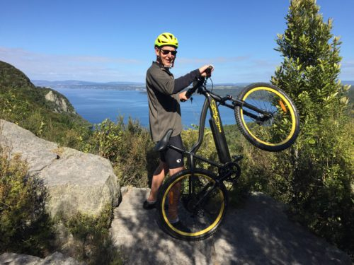 The Uniquely New Zealand Story Behind MeloYelo EBikes