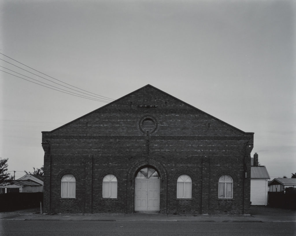 Lodge Hornby, Islington, Christchurch, November 1981