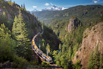 Glide through the Canadian backcountry with Rocky Mountaineer
