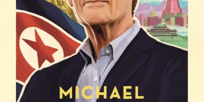 MIchael Palins North Korean Journal