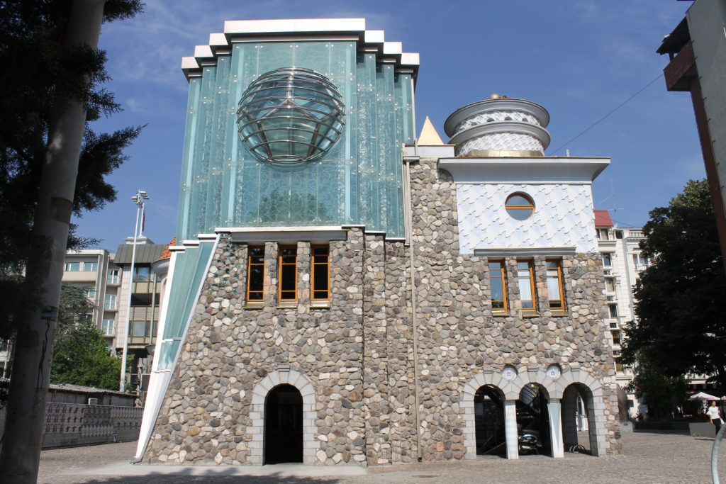 Mother Teresa Memorial House in Skopje