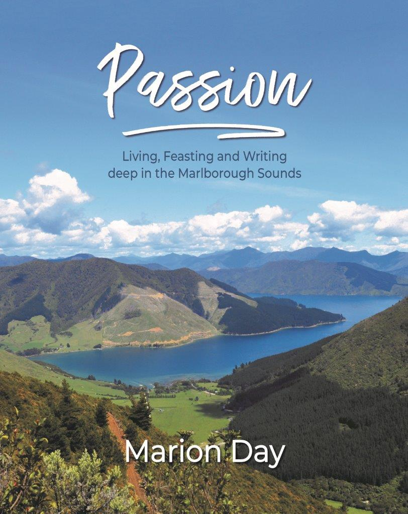 Passion Marion Day cover
