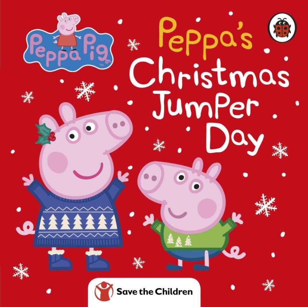 Peppas Christmas Jumper Day