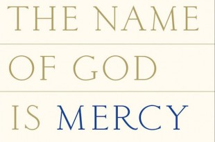 Pope Francis The Name of God is Mercy book cover copy