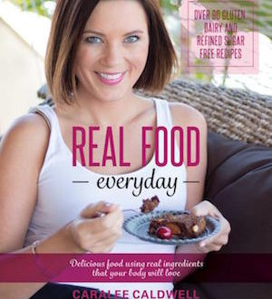 Real Food Every Day Cover