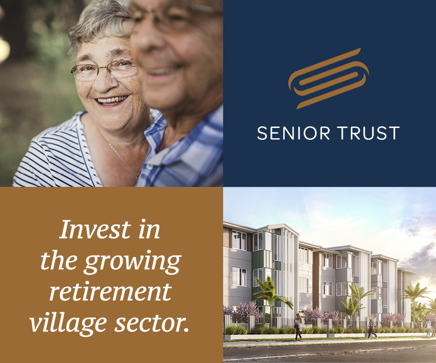 Invest in the growing retirement village sector