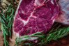 herb, meat