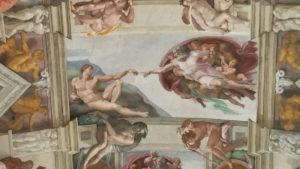 Sistine Chapel Michelangelo Rome