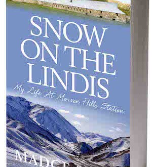 Snow on the Lindis