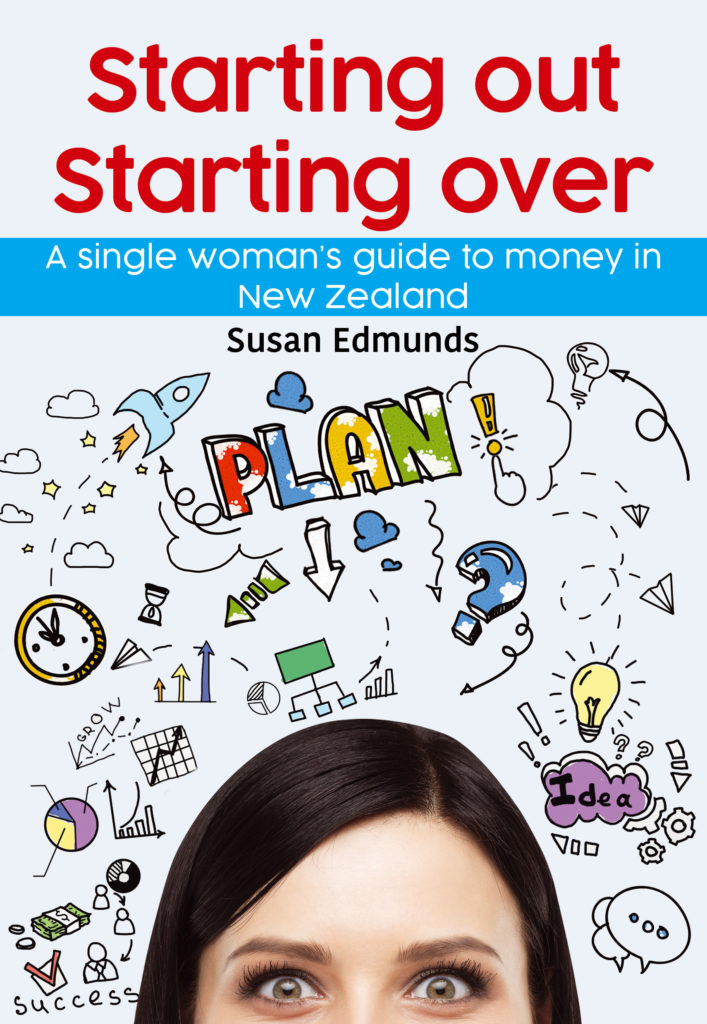 Starting Out or Starting Over Front Cover HR